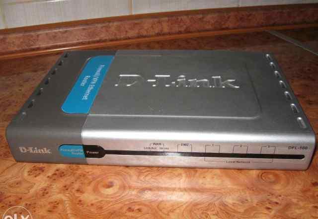 D-Link DFL-100