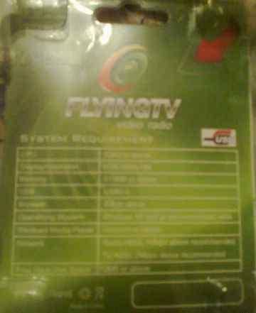 FlyingTV video radio usb