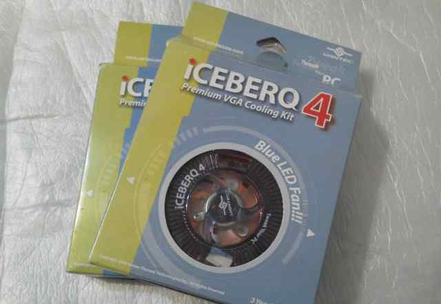 Кулеры Vantec iceberq 4 Premium VGA cooling kit
