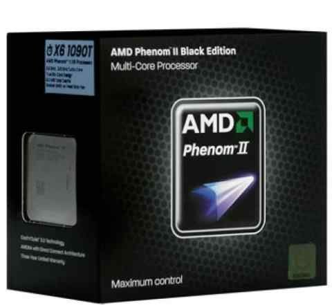 AMD Phenom II X6 1090T Black Edition BOX