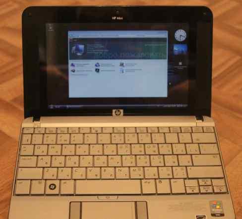 Ноутбук нетбук HP mini 2133