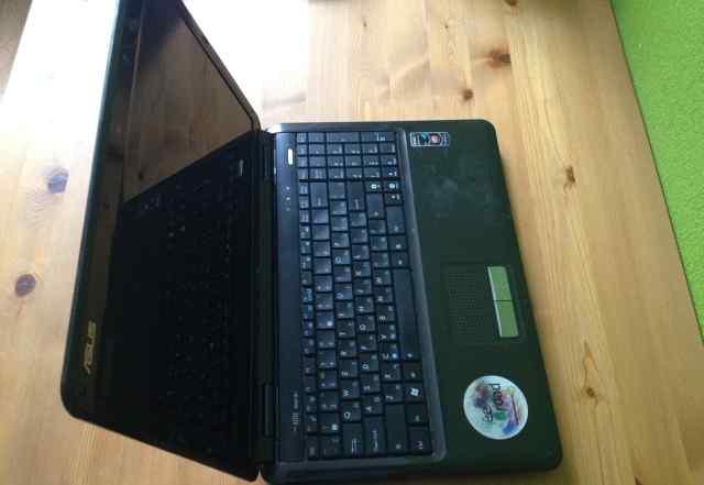 Рабочий ноутбук asus K50AB