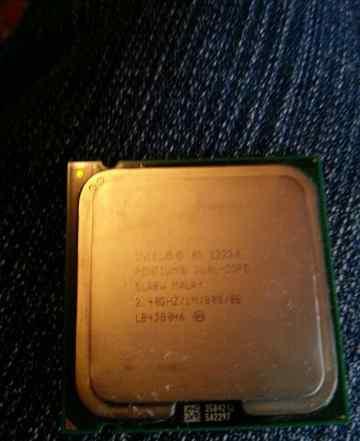Процессор intel e2220 pentium dual-core