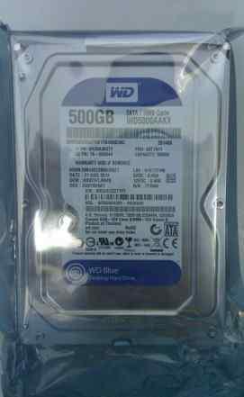 WD Blue 500Gb новый