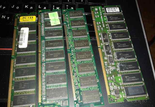 Оперативная память sdram (dimm)