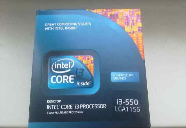 Intel Core i3-550 (3.20 GHz)