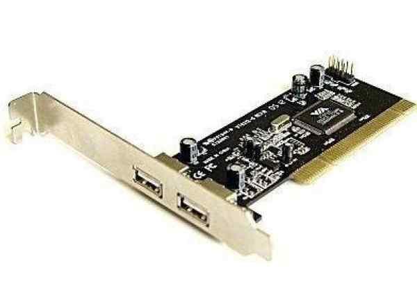 Контроллер USB2.0 STLab VT6212L