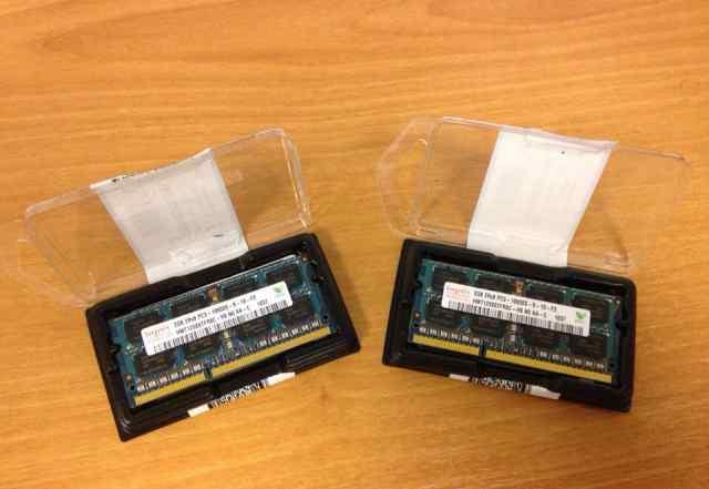 Hynix so-dimm ddr3 2GB PC3-10600 1333Mhz