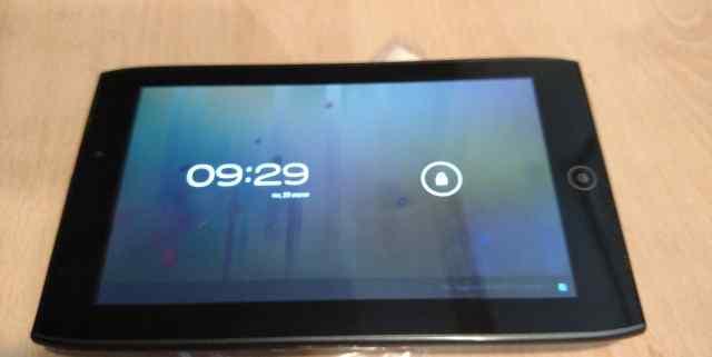 Acer IconiaTab A100 8GB (не работает тачскрин)