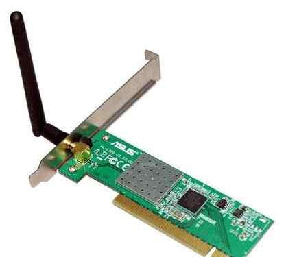 WI-FI адаптер asus WL-138G PCI