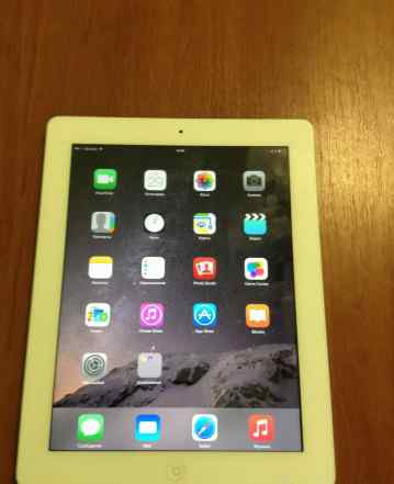 iPad 3 16GB Wi-Fi+ 3G White рст