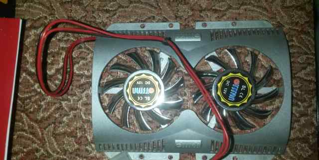 Охлаждение для жесткого диска Titan Twin