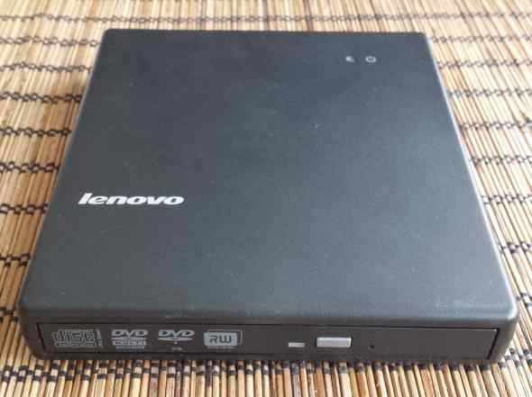 Внешний Lenovo USB 2.0 Super Multi-Burner Drive