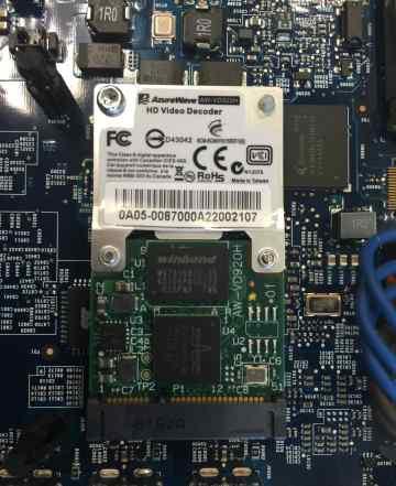 Broadcom Crystal HD Video Decoder BCM970015