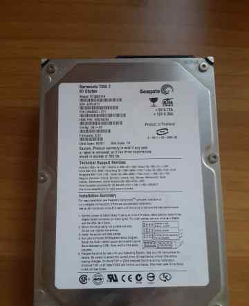 Seagate Barracuda 80GB 7200.7 ST380011A IDE