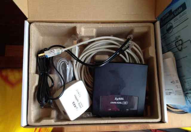 ZyXel omni adsl USB EE C1 Annex A