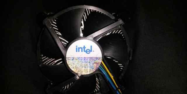 Кулер на процессор Intel Celeron