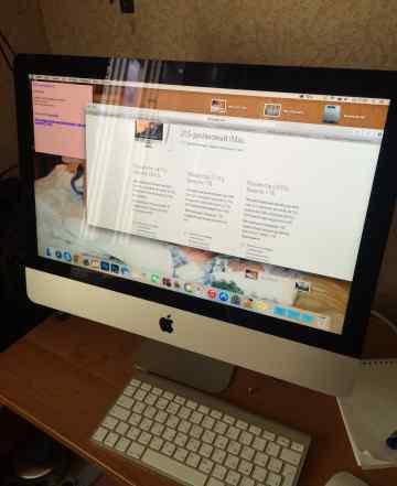 Моноблок iMac Apple