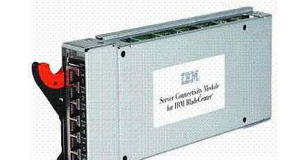 IBM server connectivity module for ibm bladecenter