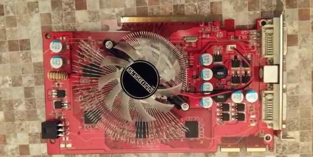 Видеокарта Radeon X1950 GT 256Mb