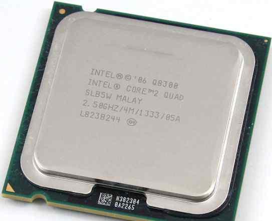 Intel Core 2 Quad Q8200 (2.4GHz, 4Mb, 1333MHz)