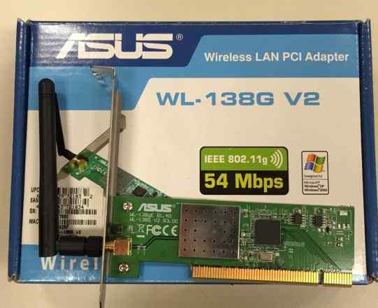 PCI WiFi карта Asus