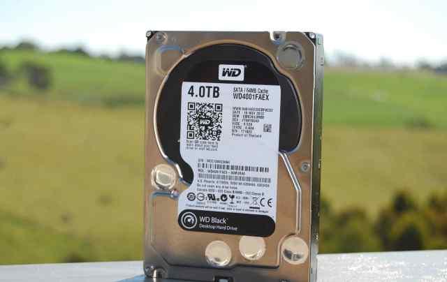 HDD WD WD4001faex 4TB