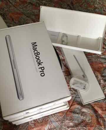 Оригинальные коробки от продукции Apple