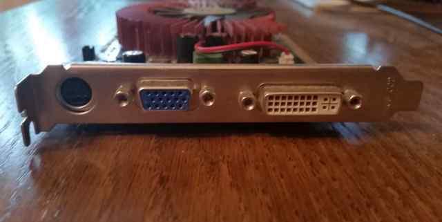 Видеокарта Gigabyte GeForce 9500 GT 1024 Мб gddr2
