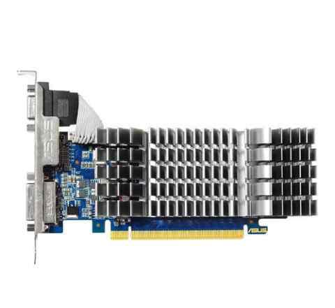 Видеокарта asus GT610-SL-1GD3-L, 1Гб, DDR3