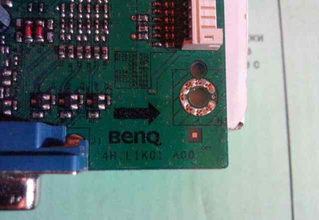Контроллер VGA BenQ 48. L1K01 A10, 4H. L1K01 A00