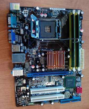 asus P5KPL-AM s775 g31/VGA/SATA/microATX