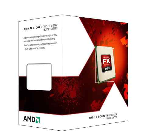 Процессор AMD FX-4300 Black Edition, BOX (новый)