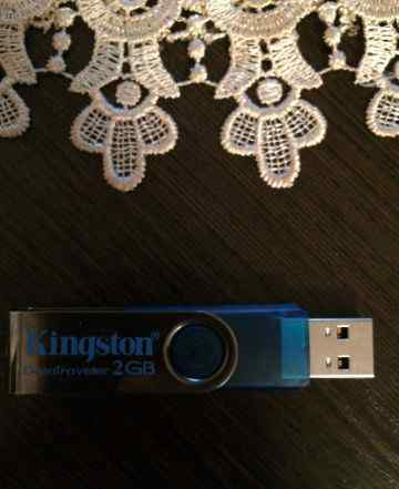 Флешка Kingston 2gb