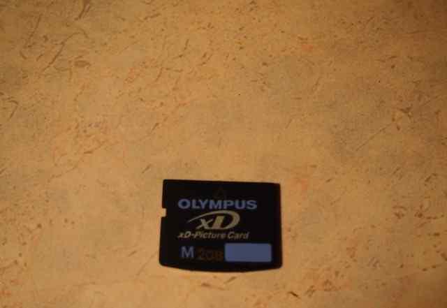 Olimpus xD