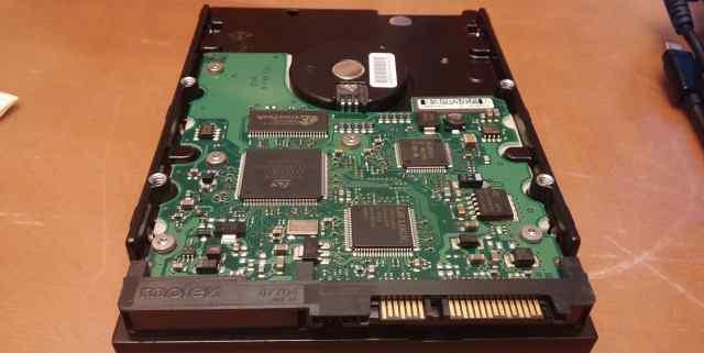 80Gb HDD Seagate Barracuda 7200.7 ST380013AS 3.5