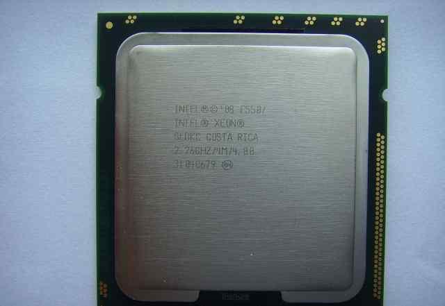 Процессор Intel Xeon E5507