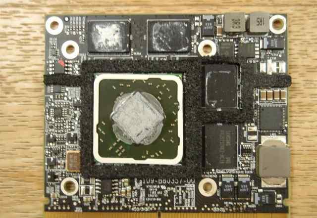 Apple 109-B80357-00 ATI Radeon HD4670