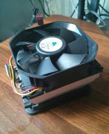 Кулер + радиатор для процессора GlacialTech Igloo