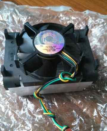 Кулер + радиатор для процессора