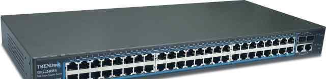 Коммутатор, свитч trendnet TEG-2248WS 48 портов