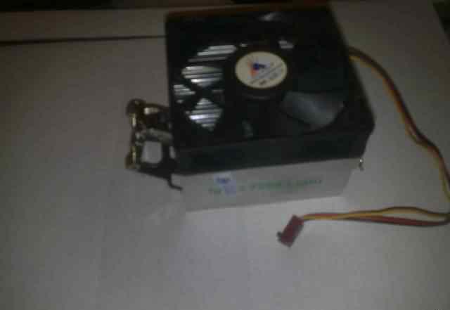 Кулер процессора
