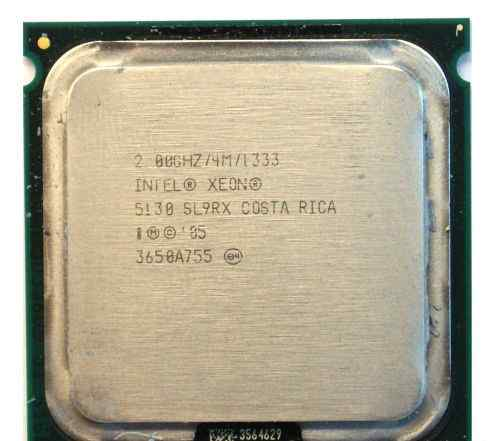 Intel Xeon Dual Core 5130 SL9RX 2GHz LGA 771
