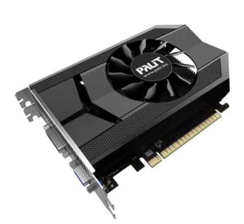 Видеокарта nvidia GeForce GTX 650