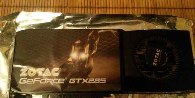 Zotac GeForce GTX285 1Gb