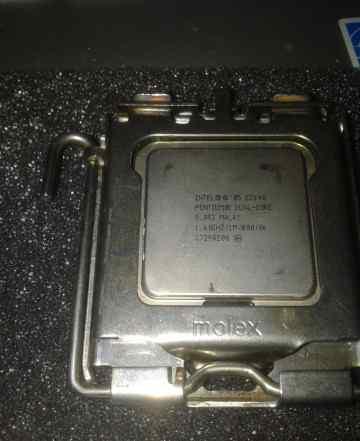 Pentium E2140 (1M, 1.6GHz, 800MHz FSB) SLA93