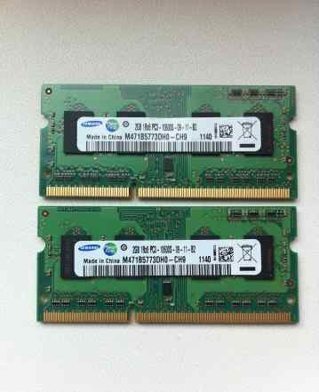 Samsung DDR3 1333 Mz 4GB