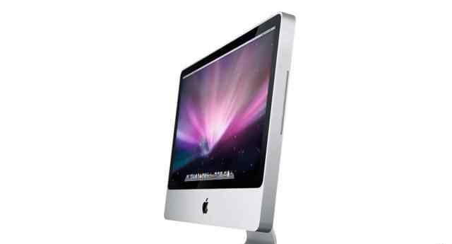 iMac 24 (MB325RS/A) в идеальном состоянии