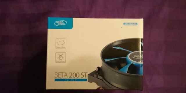 Куллер для процессора deep cool Beta 200 ST