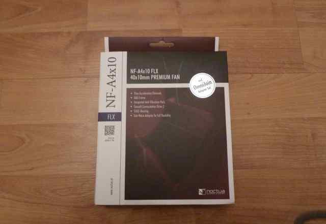 Noctua NF-A4x10 FLX 40мм вентилятор